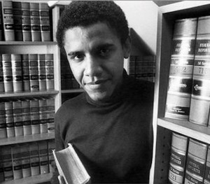Barack Obama in College