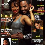 Boo'd Up ~ Kandi Burruss & Todd Tucker Cover Sister2Sister… [PHOTOS]