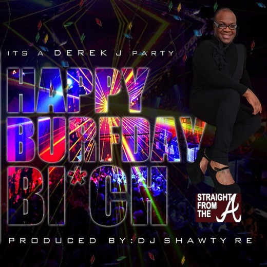 Happy Burfday Bi_ch - Single