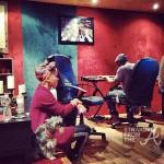 Keyshia Cole Gibson Studio