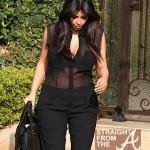 Kim Kardashian Maternity Wear 020713-10