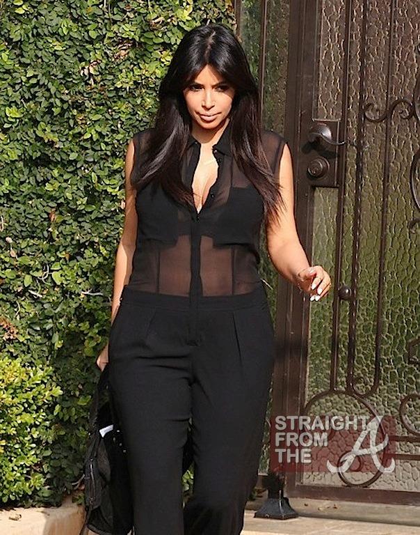 Kim Kardashian Maternity Wear 020713-6