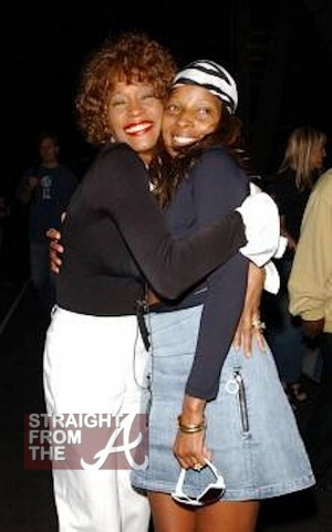 Mary J Blige Whitney Houston StraightFromTheA 5
