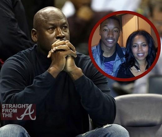 Michael Jordan Secret Son