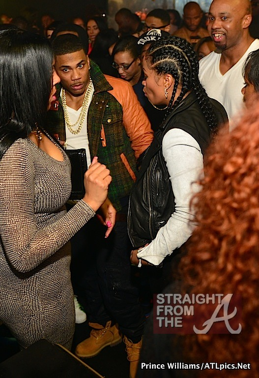 Nelly and New Girlfriend ATL SFTA-15 - Straight From The A ...