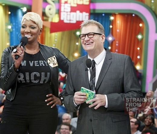 Nene Leakes Price is Right 2