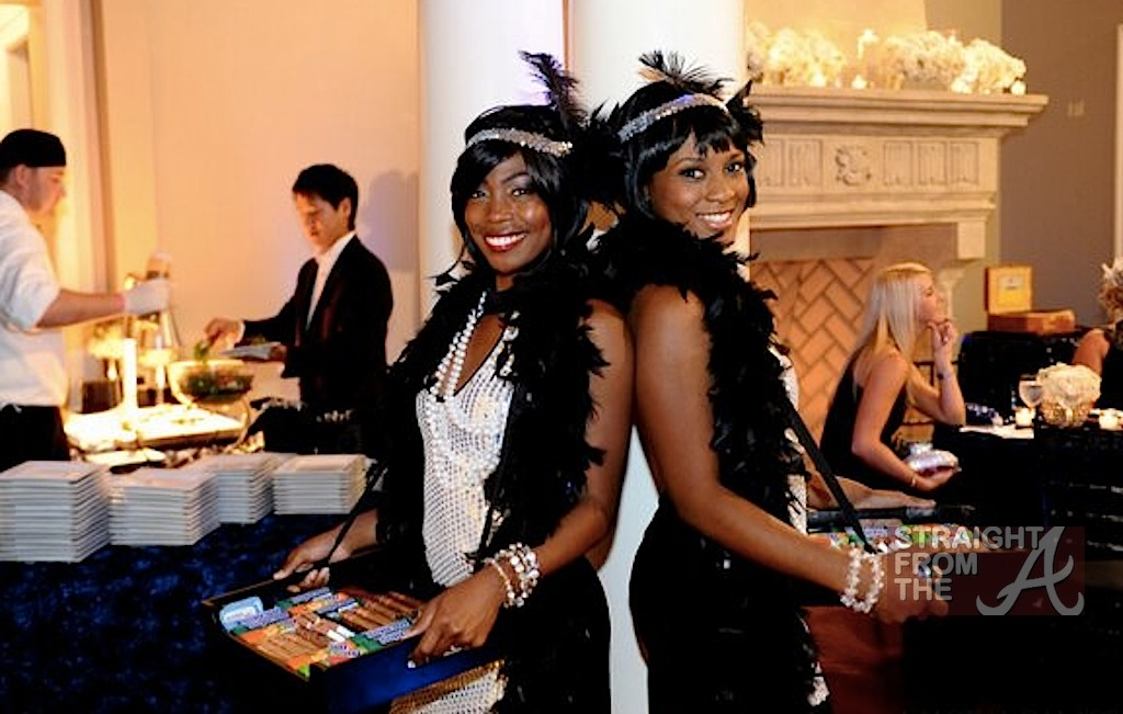 Harlem Nights Party Dresses