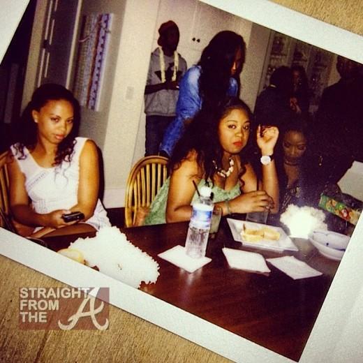 Rihanna 25th Birthday 2013-6