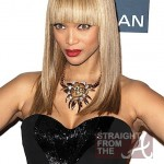 Tyra Banks Clive Davis Grammy Party 3