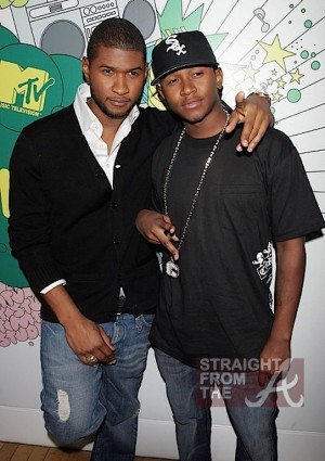 Usher Raymond and James Lackey 1