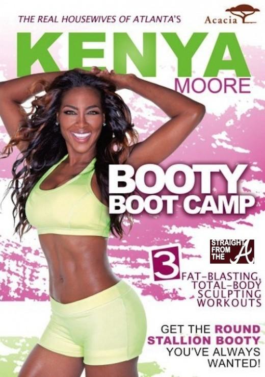kenya moore booty boot camp