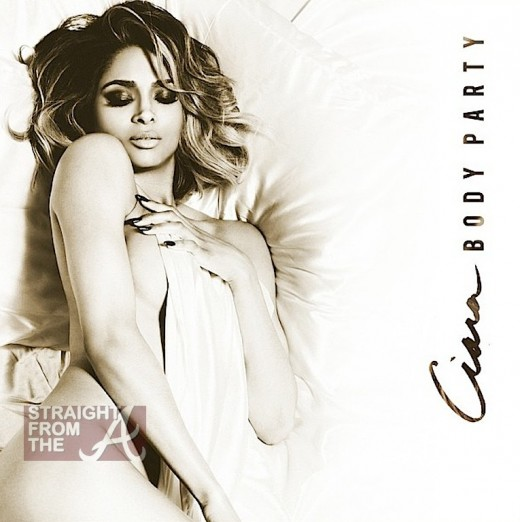 Ciara Body Party Cover Art SFTA