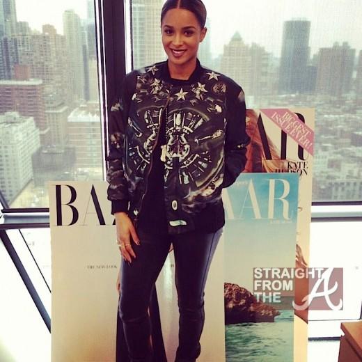 Ciara NYC StraightFromTheA 2