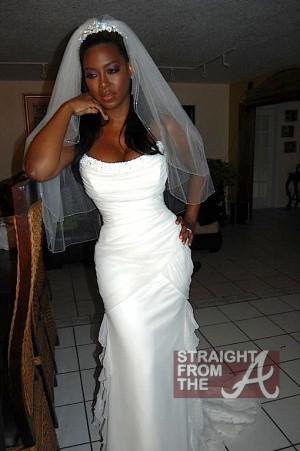 Kenya Moore Never A Bride