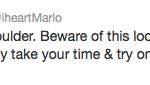 Marlo Tweet