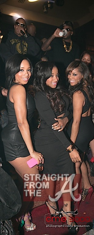 Toya Wright and Friends