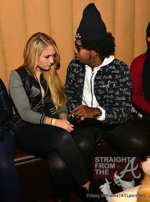 Trinidad James Blond Boo StraightFromTheA-23