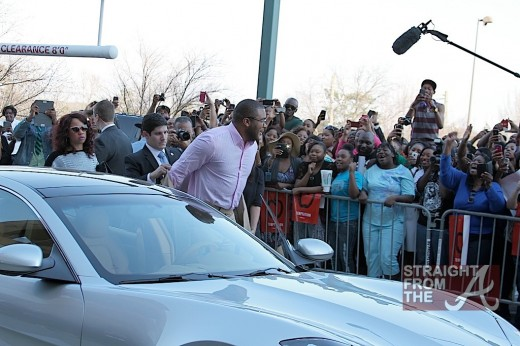 Tyler Perry Arrives 2