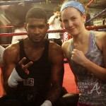 Usher Preps for Sugar Ray Role 4