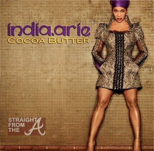 india arie cocoa butter cover art