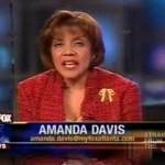 Amanda Davis Newscast