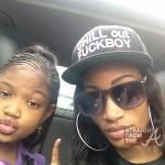 Erica Dixon and Imani