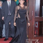 Baby Bump Watch: Halle Berry Shows Off Her Bulge in See Through Gown… (PHOTOS)