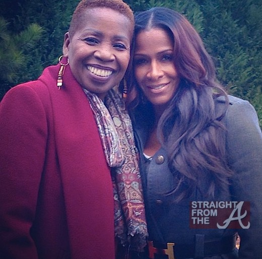 Iyanla Vanzant Sheree Whitfield