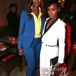 Essence Hosts Private Dinner to Celebrate Janelle Monáe's May 2013 Cover… [PHOTOS]