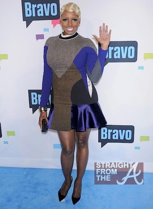 Nene Leakes 2013 Bravo Upfront 2