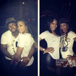Scrappy and Erica