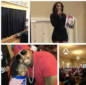 Scrappy and Erica 2