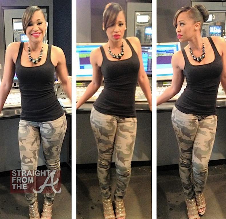 hip hop Traci steele atlanta love and