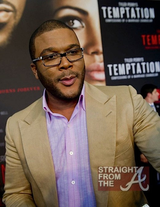 Tyler Perry Temptation Screening StraightFromTheA