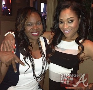 Michelle ATLien Brown Mimi Faust