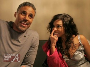 The Game Tasha Mack Rick Fox