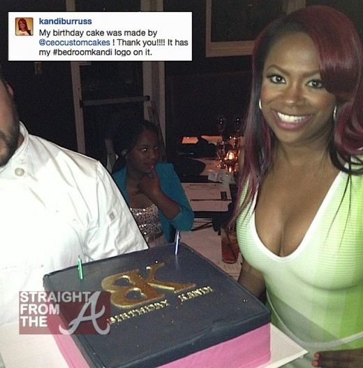 Kandi Burruss Birthday Dinner 051813-11