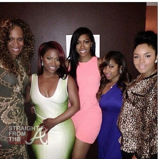 Kandi Burruss Birthday Dinner 051813-7