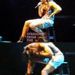Kelly Rowland Suffers Emotional Onstage Break Down… [VIDEO]