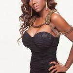 Kenya Moore Rolling Out 7