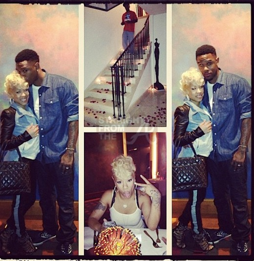 Keyshia Cole Mothers Day SFTA 1