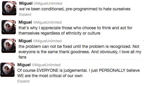 Miguel Tweets1