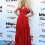 Nicki Minaj Billboard Music Awards REd Carpet 1