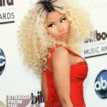 Nicki Minaj Billboard Music Awards REd Carpet 2