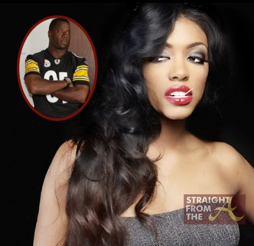Porsha Stewart Side Eye StraightFromTheA