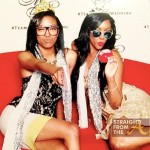 Porsha Stewart and Sister - Grimes Party 2013 StraightFromthea 2