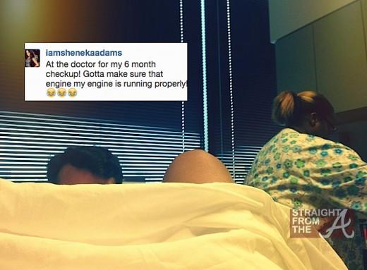 Shaneka Adams Pap Smear StraightFromTheA 1