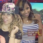 THEY SAY: Tiny & Toya Fell Out Over A Reality Show…