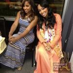Toya and Monica StraightFromTheA