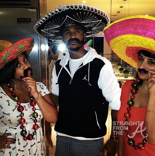 Trey Songz Cince De Mayo StraightFromTheA